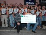1000 € pour la Fondation Kim Kirchen